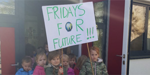 Fridays for future. Foto: pro multis